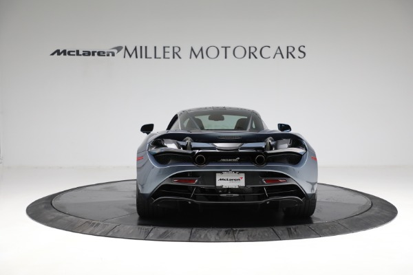 Used 2019 McLaren 720S Luxury for sale Call for price at Bentley Greenwich in Greenwich CT 06830 5