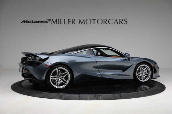 Used 2019 McLaren 720S Luxury for sale Call for price at Bentley Greenwich in Greenwich CT 06830 7