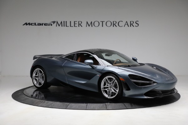 Used 2019 McLaren 720S Luxury for sale Call for price at Bentley Greenwich in Greenwich CT 06830 9