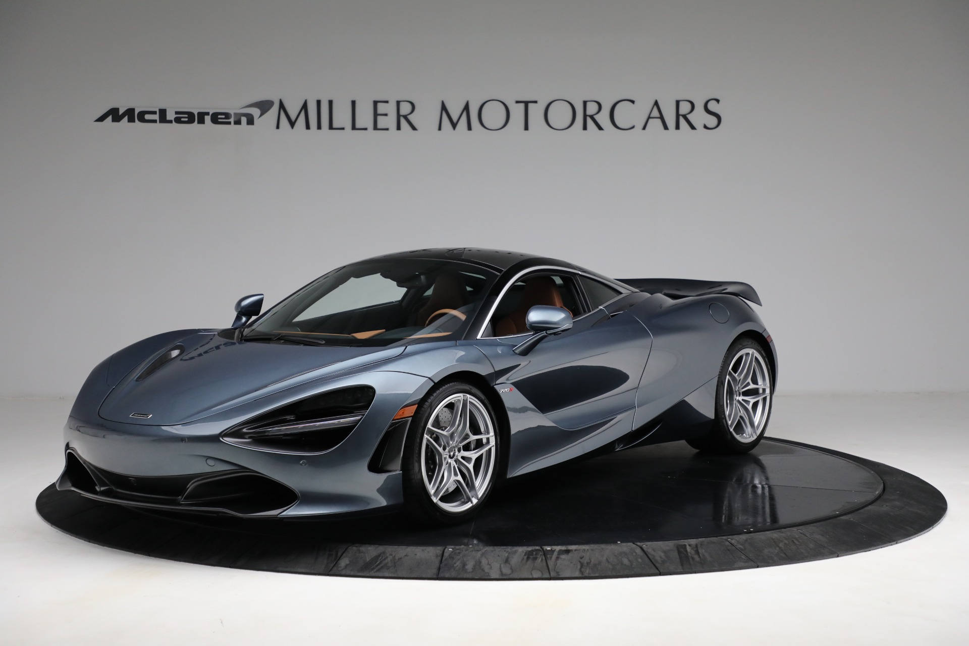 Used 2019 McLaren 720S Luxury for sale Call for price at Bentley Greenwich in Greenwich CT 06830 1