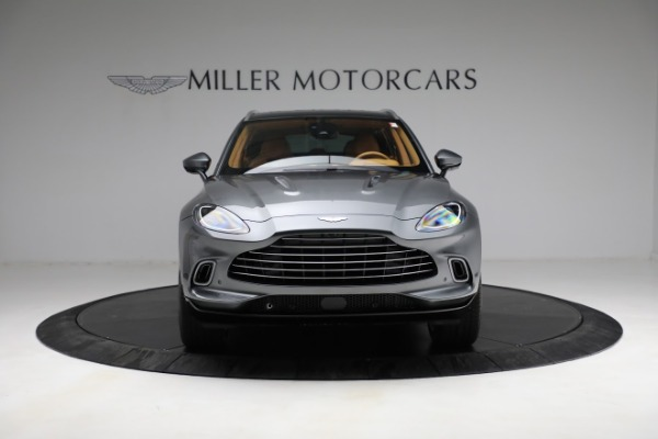 New 2021 Aston Martin DBX for sale $203,886 at Bentley Greenwich in Greenwich CT 06830 10