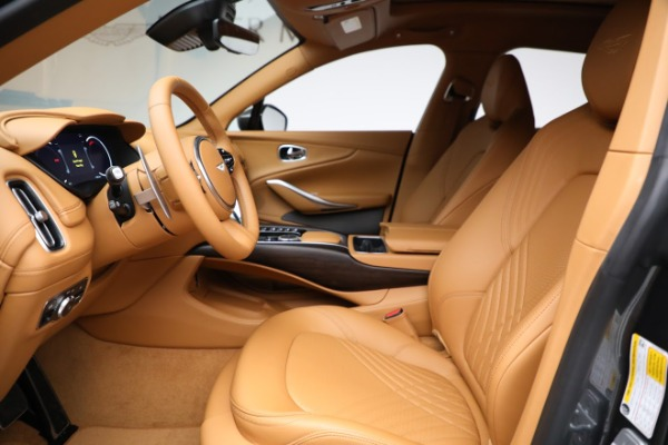 New 2021 Aston Martin DBX for sale $203,886 at Bentley Greenwich in Greenwich CT 06830 11
