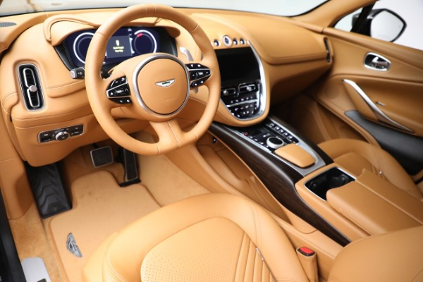 New 2021 Aston Martin DBX for sale $203,886 at Bentley Greenwich in Greenwich CT 06830 12