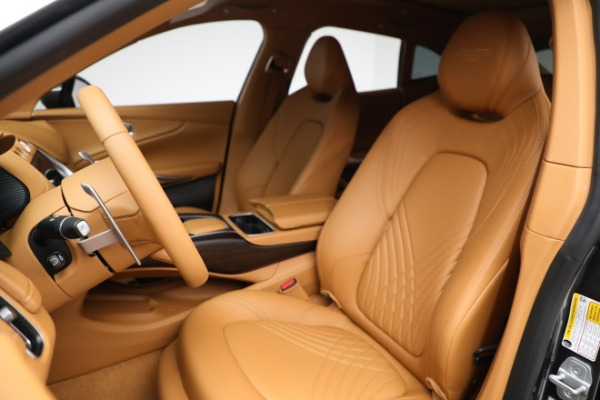 New 2021 Aston Martin DBX for sale $203,886 at Bentley Greenwich in Greenwich CT 06830 13