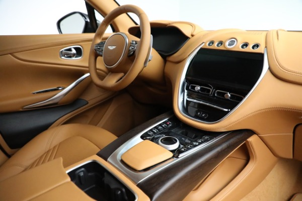New 2021 Aston Martin DBX for sale $203,886 at Bentley Greenwich in Greenwich CT 06830 19