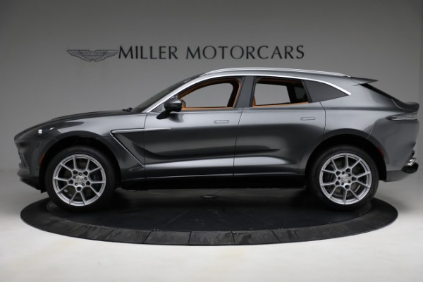 New 2021 Aston Martin DBX for sale $203,886 at Bentley Greenwich in Greenwich CT 06830 2
