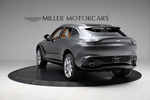 New 2021 Aston Martin DBX for sale $203,886 at Bentley Greenwich in Greenwich CT 06830 4