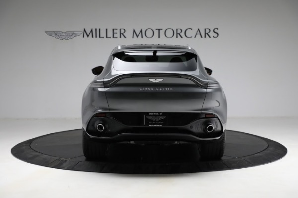 New 2021 Aston Martin DBX for sale $203,886 at Bentley Greenwich in Greenwich CT 06830 5