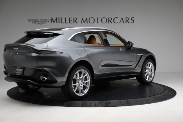 New 2021 Aston Martin DBX for sale $203,886 at Bentley Greenwich in Greenwich CT 06830 7