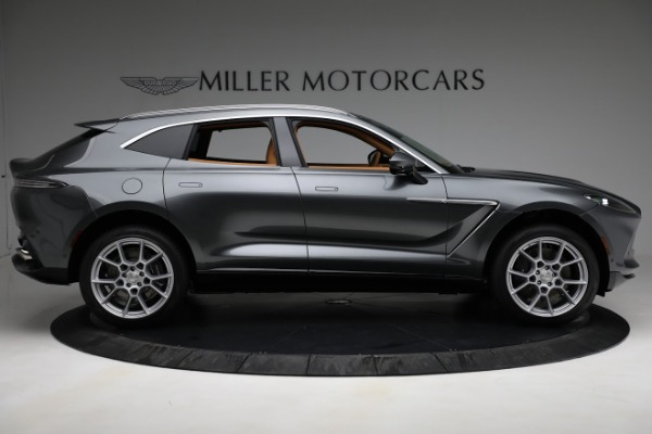 New 2021 Aston Martin DBX for sale $203,886 at Bentley Greenwich in Greenwich CT 06830 8