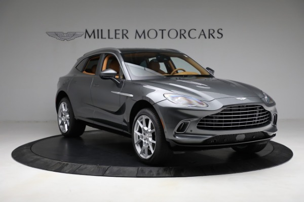 New 2021 Aston Martin DBX for sale $203,886 at Bentley Greenwich in Greenwich CT 06830 9