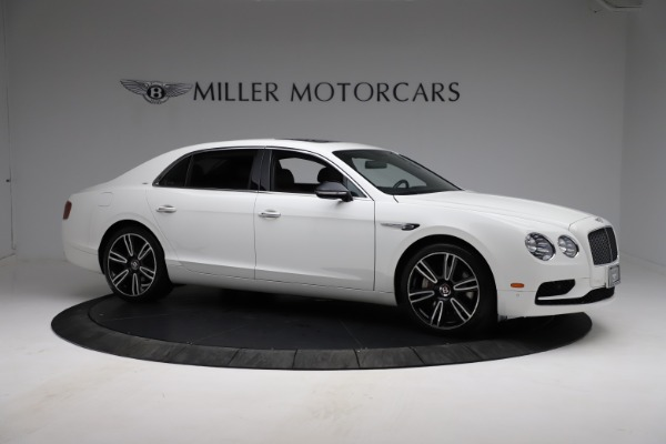 Used 2017 Bentley Flying Spur V8 S for sale $149,900 at Bentley Greenwich in Greenwich CT 06830 10