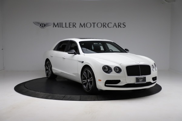 New 2017 Bentley Flying Spur V8 S for sale Sold at Bentley Greenwich in Greenwich CT 06830 11