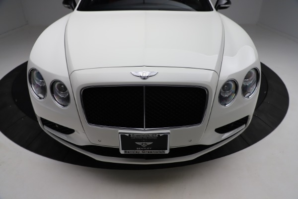 Used 2017 Bentley Flying Spur V8 S for sale $149,900 at Bentley Greenwich in Greenwich CT 06830 13