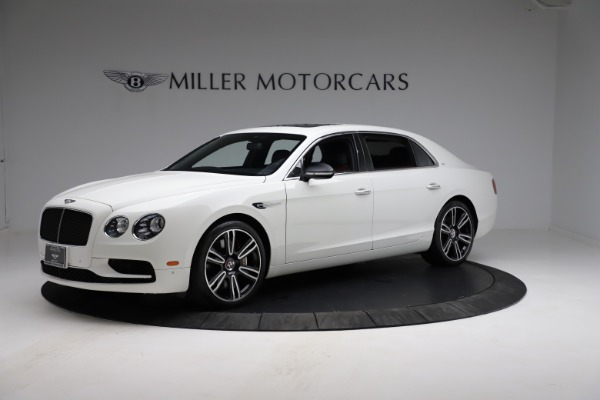 Used 2017 Bentley Flying Spur V8 S for sale $149,900 at Bentley Greenwich in Greenwich CT 06830 2