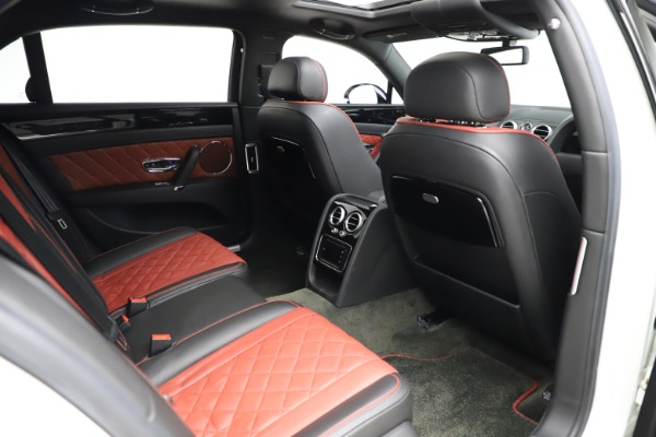 Used 2017 Bentley Flying Spur V8 S for sale $149,900 at Bentley Greenwich in Greenwich CT 06830 24