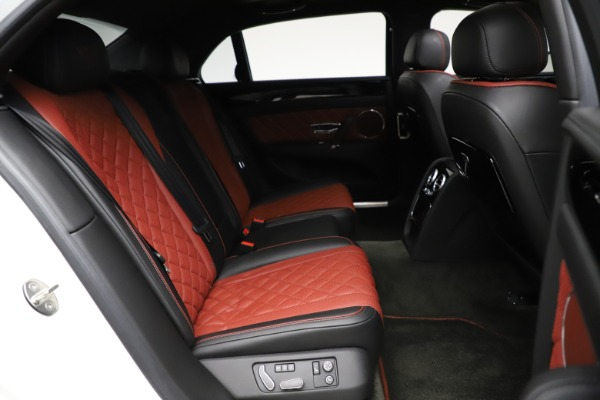 Used 2017 Bentley Flying Spur V8 S for sale $149,900 at Bentley Greenwich in Greenwich CT 06830 25