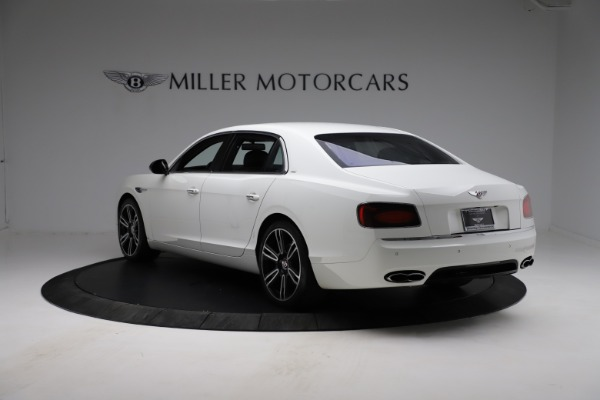 Used 2017 Bentley Flying Spur V8 S for sale $149,900 at Bentley Greenwich in Greenwich CT 06830 5