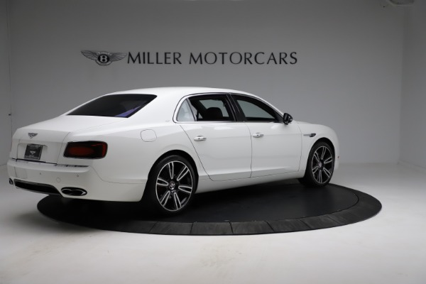 Used 2017 Bentley Flying Spur V8 S for sale $149,900 at Bentley Greenwich in Greenwich CT 06830 8