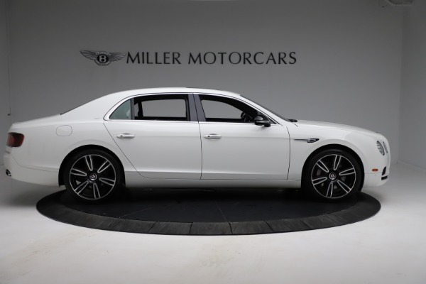 Used 2017 Bentley Flying Spur V8 S for sale $149,900 at Bentley Greenwich in Greenwich CT 06830 9