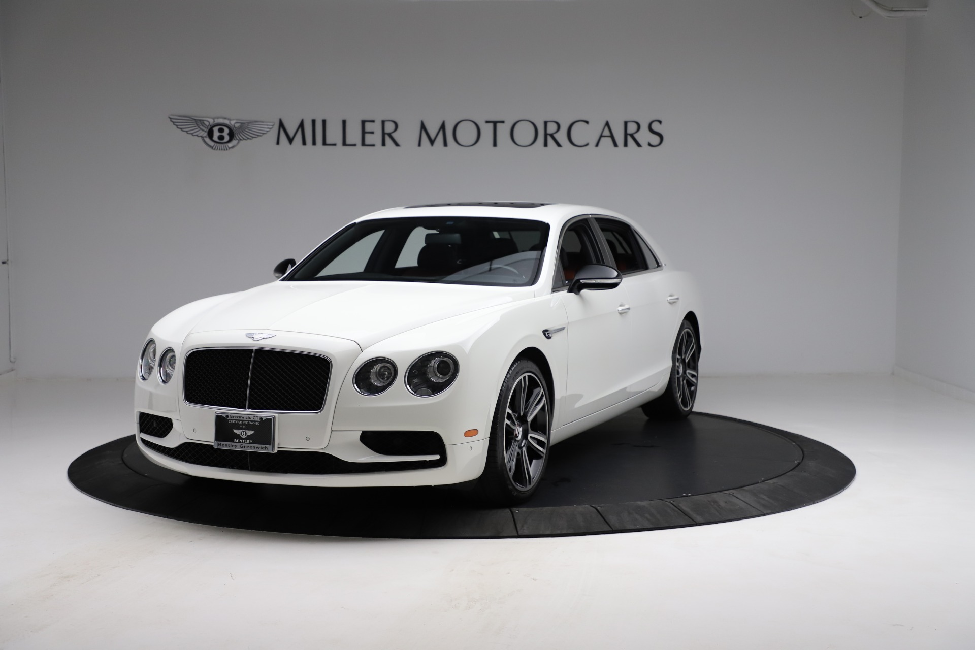 Used 2017 Bentley Flying Spur V8 S for sale $149,900 at Bentley Greenwich in Greenwich CT 06830 1