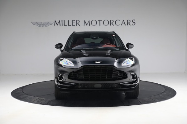 New 2021 Aston Martin DBX for sale $200,686 at Bentley Greenwich in Greenwich CT 06830 11