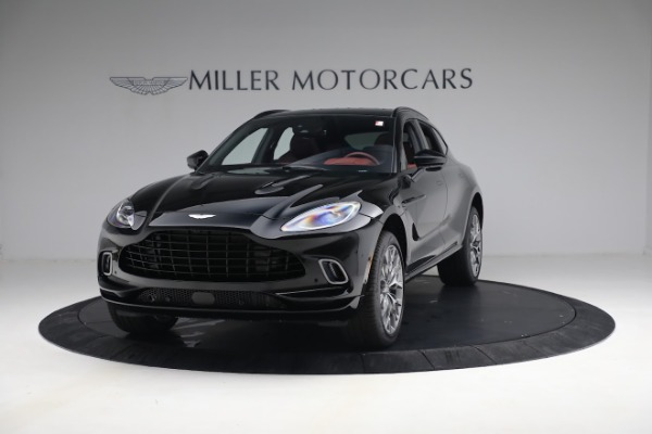 New 2021 Aston Martin DBX for sale $200,686 at Bentley Greenwich in Greenwich CT 06830 12