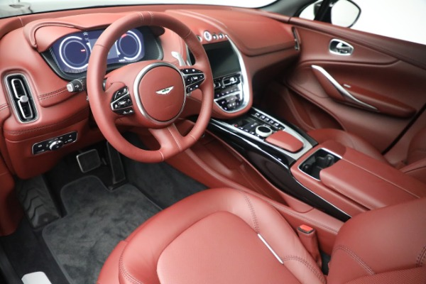 New 2021 Aston Martin DBX for sale $200,686 at Bentley Greenwich in Greenwich CT 06830 13