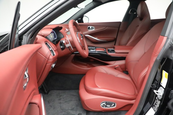 New 2021 Aston Martin DBX for sale $200,686 at Bentley Greenwich in Greenwich CT 06830 14