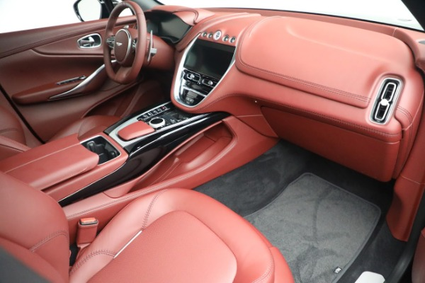 New 2021 Aston Martin DBX for sale $200,686 at Bentley Greenwich in Greenwich CT 06830 19