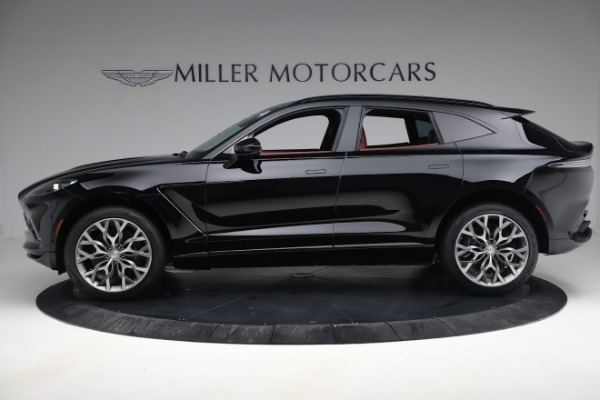 New 2021 Aston Martin DBX for sale $200,686 at Bentley Greenwich in Greenwich CT 06830 2
