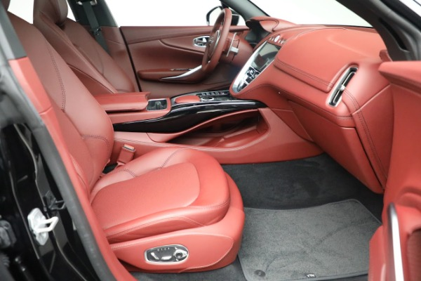 New 2021 Aston Martin DBX for sale $200,686 at Bentley Greenwich in Greenwich CT 06830 20