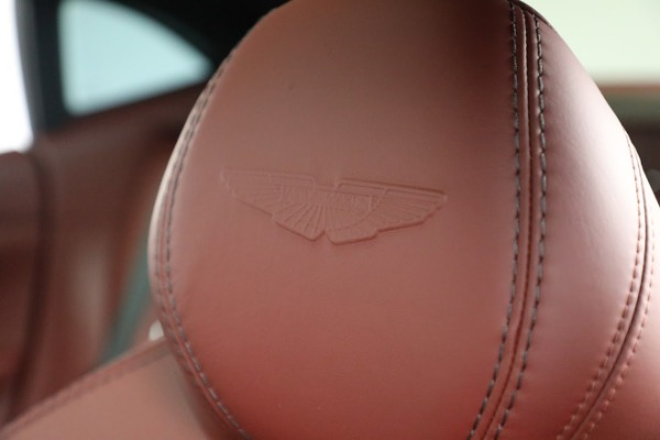 New 2021 Aston Martin DBX for sale $200,686 at Bentley Greenwich in Greenwich CT 06830 22