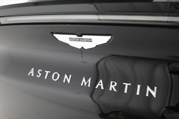 New 2021 Aston Martin DBX for sale $200,686 at Bentley Greenwich in Greenwich CT 06830 24