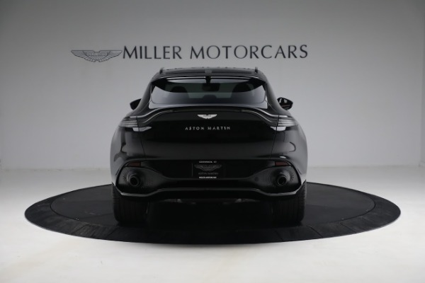 New 2021 Aston Martin DBX for sale $200,686 at Bentley Greenwich in Greenwich CT 06830 5