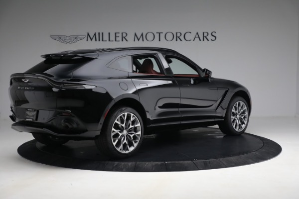New 2021 Aston Martin DBX for sale $200,686 at Bentley Greenwich in Greenwich CT 06830 7