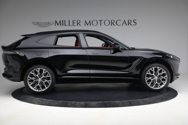 New 2021 Aston Martin DBX for sale $200,686 at Bentley Greenwich in Greenwich CT 06830 8