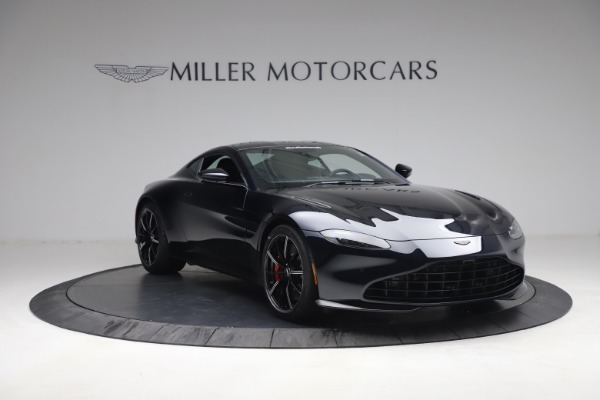 New 2021 Aston Martin Vantage for sale $189,686 at Bentley Greenwich in Greenwich CT 06830 10