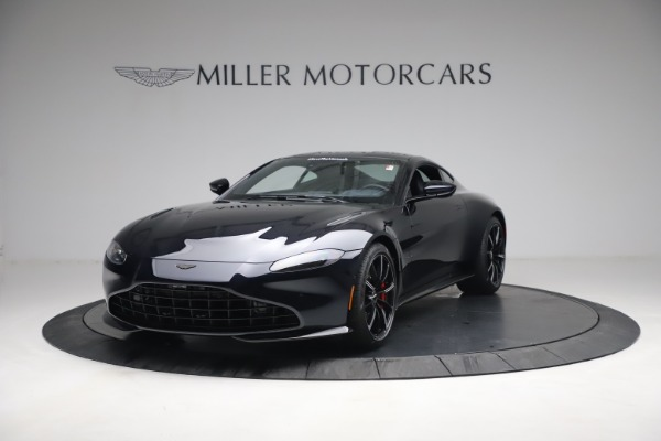 New 2021 Aston Martin Vantage for sale $189,686 at Bentley Greenwich in Greenwich CT 06830 12