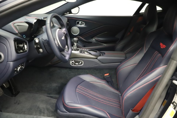 New 2021 Aston Martin Vantage for sale $189,686 at Bentley Greenwich in Greenwich CT 06830 14