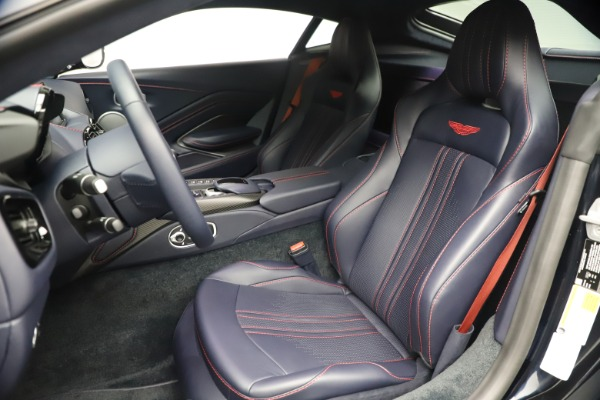 New 2021 Aston Martin Vantage for sale $189,686 at Bentley Greenwich in Greenwich CT 06830 15