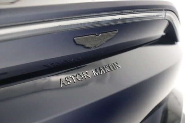 New 2021 Aston Martin Vantage for sale $189,686 at Bentley Greenwich in Greenwich CT 06830 18