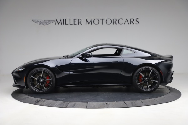 New 2021 Aston Martin Vantage for sale $189,686 at Bentley Greenwich in Greenwich CT 06830 2