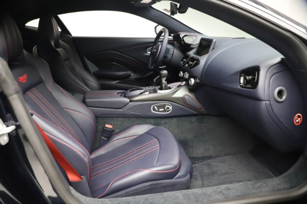 New 2021 Aston Martin Vantage for sale $189,686 at Bentley Greenwich in Greenwich CT 06830 20