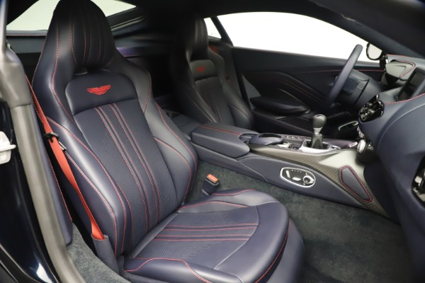 New 2021 Aston Martin Vantage for sale $189,686 at Bentley Greenwich in Greenwich CT 06830 21