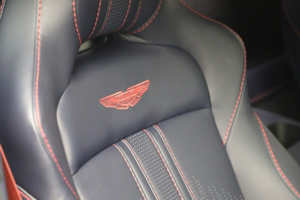 New 2021 Aston Martin Vantage for sale $189,686 at Bentley Greenwich in Greenwich CT 06830 22