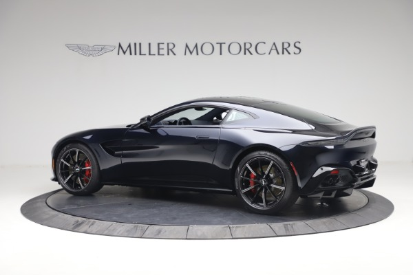 New 2021 Aston Martin Vantage for sale $189,686 at Bentley Greenwich in Greenwich CT 06830 3