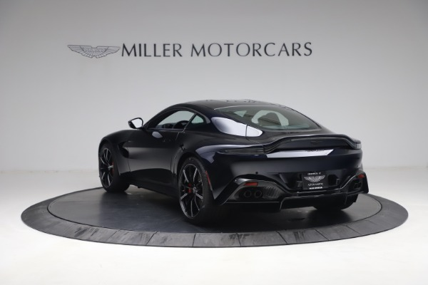 New 2021 Aston Martin Vantage for sale $189,686 at Bentley Greenwich in Greenwich CT 06830 4