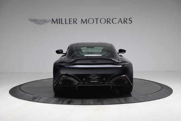 New 2021 Aston Martin Vantage for sale $189,686 at Bentley Greenwich in Greenwich CT 06830 5