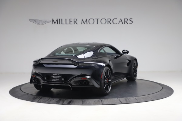New 2021 Aston Martin Vantage for sale $189,686 at Bentley Greenwich in Greenwich CT 06830 6